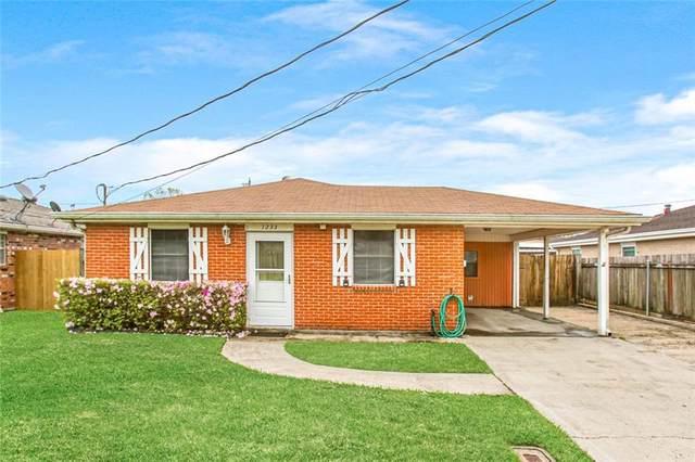 1233 East Drive, Westwego, LA 70094 (MLS #2292743) :: Robin Realty