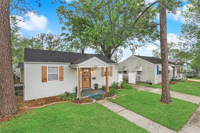 1006 Marian Avenue, Metairie, LA 70001 (MLS #2292815) :: The Sibley Group