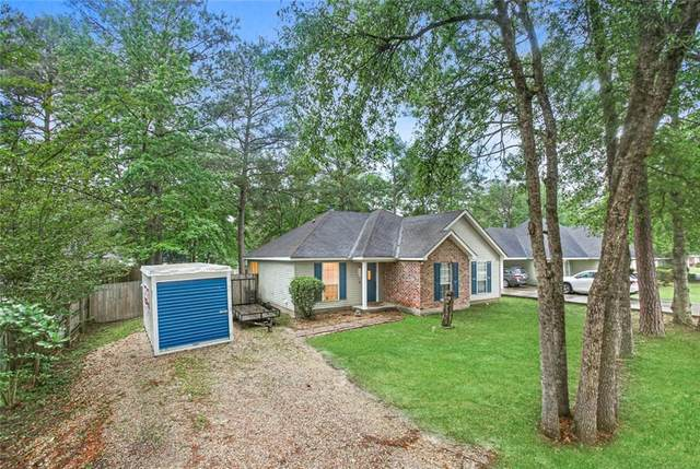 72353 Homestead Street, Covington, LA 70435 (MLS #2292831) :: Turner Real Estate Group