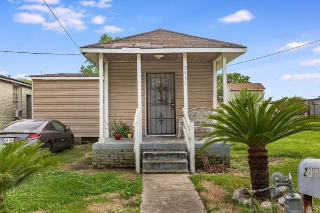 2900 Burns Street, Jefferson, LA 70121 (MLS #2292866) :: Top Agent Realty