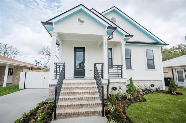 105 Coney Drive, Arabi, LA 70032 (MLS #2292946) :: Crescent City Living LLC