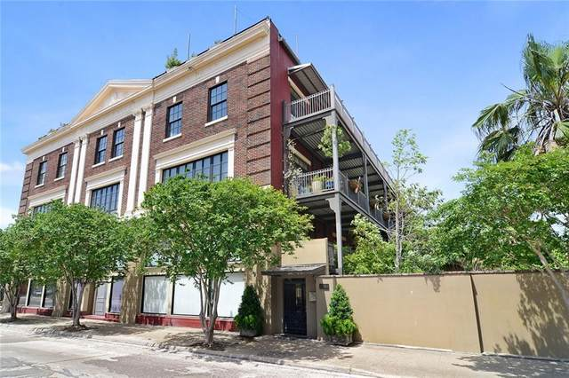 1301 N Rampart Street #402, New Orleans, LA 70116 (MLS #2292956) :: Nola Northshore Real Estate