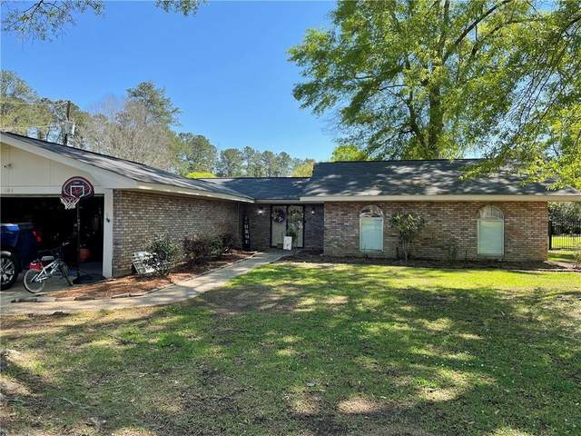 601 Suzanne Drive, Amite, LA 70422 (MLS #2292996) :: The Sibley Group