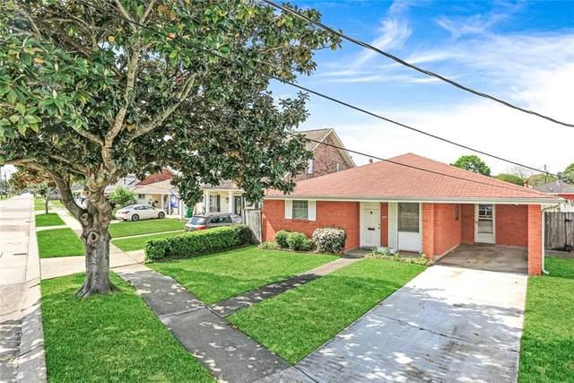 4717 Ithaca Street, Metairie, LA 70006 (MLS #2293126) :: Amanda Miller Realty