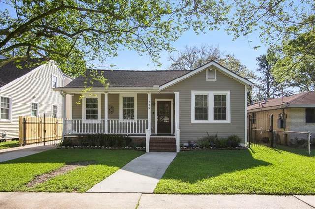 349 Bonnabel Boulevard, Metairie, LA 70005 (MLS #2293164) :: Nola Northshore Real Estate
