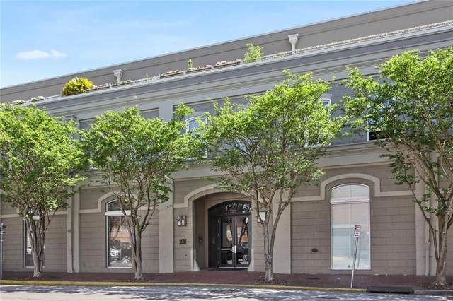 840 Tchoupitoulas Street #309, New Orleans, LA 70130 (MLS #2293197) :: Reese & Co. Real Estate
