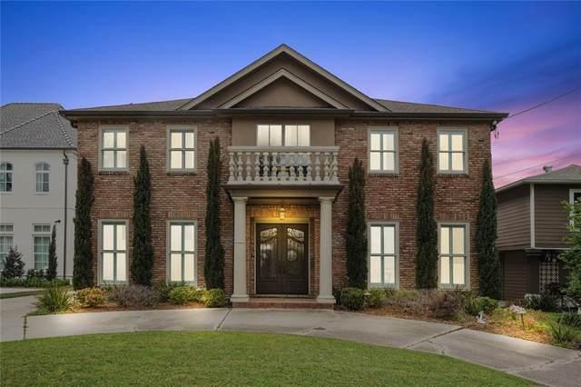 5816 Bellaire Drive, New Orleans, LA 70124 (MLS #2293203) :: Satsuma Realtors
