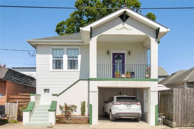 617 5TH Street, Gretna, LA 70053 (MLS #2293251) :: United Properties