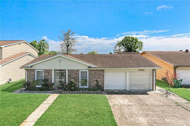 3841 Birchfield Drive, Harvey, LA 70058 (MLS #2293344) :: Crescent City Living LLC