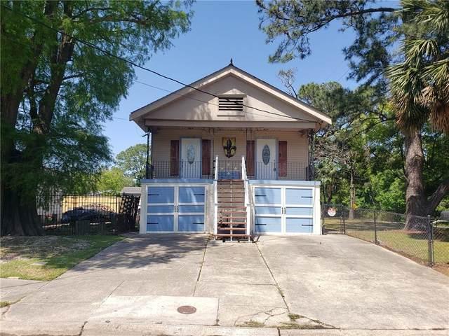 2775 77 Gladiolus Street, New Orleans, LA 70122 (MLS #2293348) :: The Sibley Group