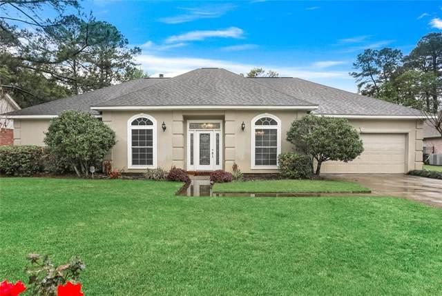 7132 Creekwood Drive, Mandeville, LA 70471 (MLS #2293375) :: Turner Real Estate Group