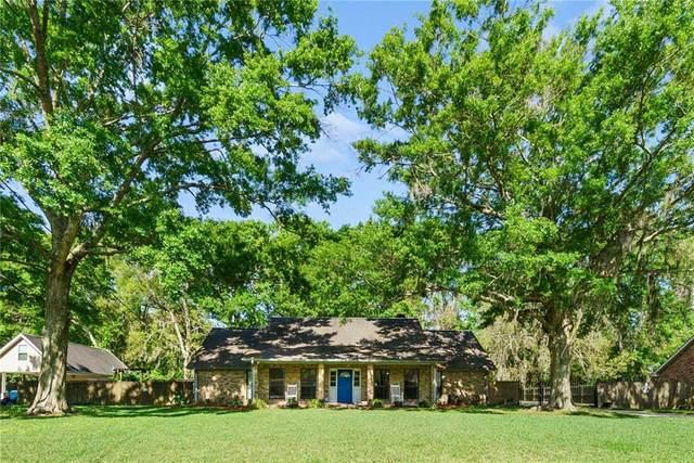 416 Maryland Drive, Luling, LA 70070 (MLS #2293403) :: Turner Real Estate Group