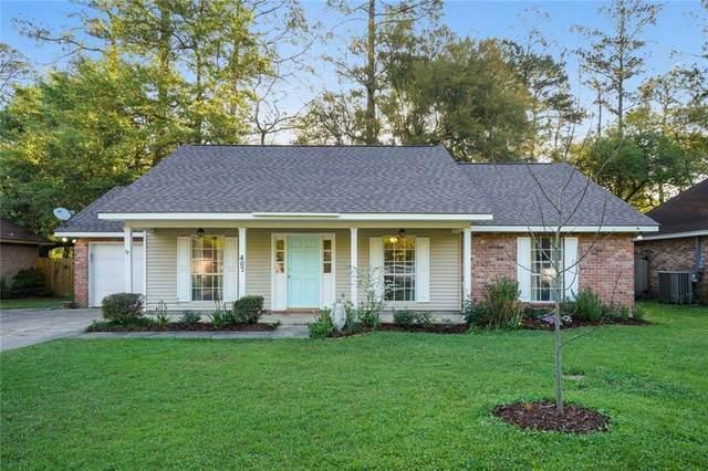 407 Colonial Court, Mandeville, LA 70471 (MLS #2293528) :: Turner Real Estate Group