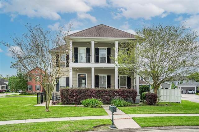 35 Seaward Court, New Orleans, LA 70131 (MLS #2293540) :: The Sibley Group
