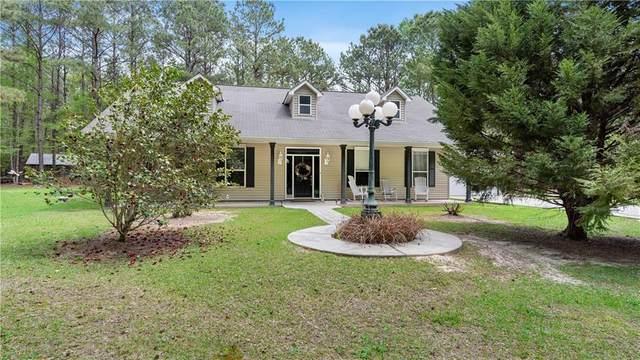 81500 Bob Baxter Road, Bush, LA 70431 (MLS #2293550) :: Crescent City Living LLC