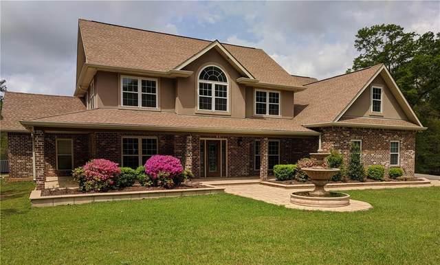 60 Bleu Lake Drive, Covington, LA 70435 (MLS #2293575) :: Turner Real Estate Group