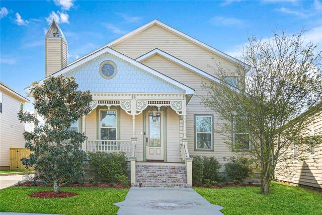 20 Seaward Court, New Orleans, LA 70131 (MLS #2293643) :: The Sibley Group