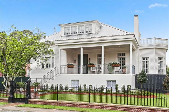 508 Millaudon Street, New Orleans, LA 70118 (MLS #2293720) :: Turner Real Estate Group