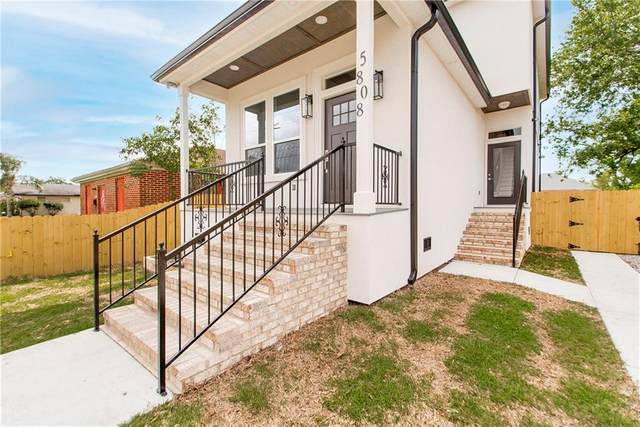 5808 Lafaye Street, New Orleans, LA 70122 (MLS #2293755) :: Nola Northshore Real Estate