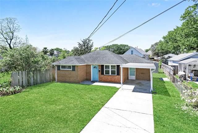 1018 Phosphor Avenue, Metairie, LA 70005 (MLS #2293757) :: Nola Northshore Real Estate