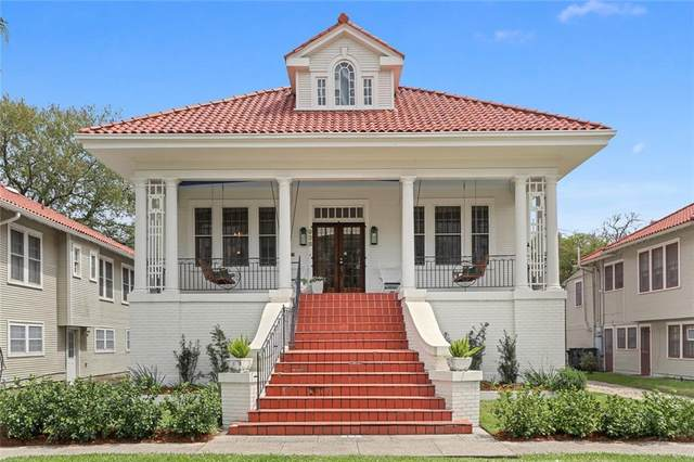 938 Wilson Drive, New Orleans, LA 70119 (MLS #2293781) :: The Sibley Group