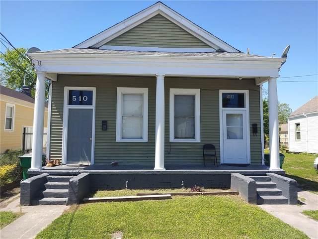 508-510 2ND Avenue, Harvey, LA 70058 (MLS #2293797) :: Turner Real Estate Group