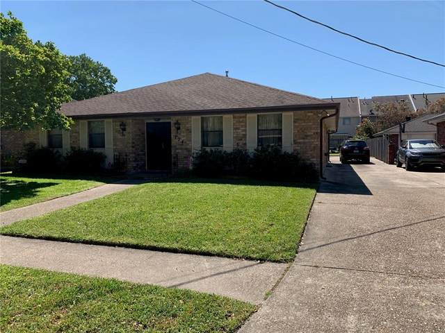 724 Jefferson Heights Avenue, Jefferson, LA 70121 (MLS #2293807) :: Parkway Realty