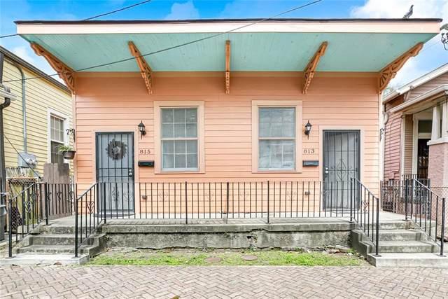813 Jackson Avenue, New Orleans, LA 70130 (MLS #2293894) :: Crescent City Living LLC