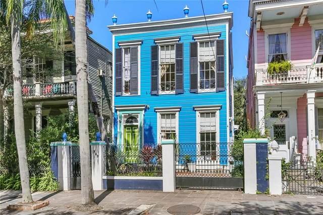 723 Esplanade Avenue, New Orleans, LA 70116 (MLS #2293895) :: Reese & Co. Real Estate