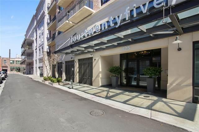 425 Notre Dame Street #603, New Orleans, LA 70130 (MLS #2293917) :: Crescent City Living LLC