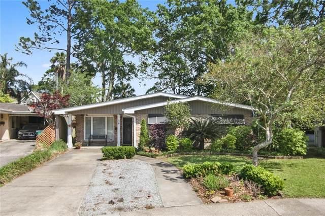 14 Central Drive, Metairie, LA 70005 (MLS #2293925) :: Amanda Miller Realty