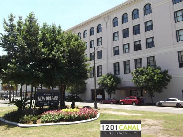 1201 Canal Street #401, New Orleans, LA 70112 (MLS #2293961) :: Nola Northshore Real Estate