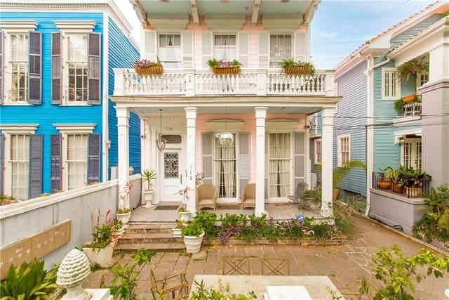 719 Esplanade Avenue #1, New Orleans, LA 70116 (MLS #2294034) :: Reese & Co. Real Estate