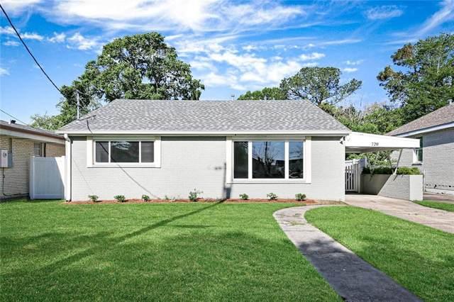 720 Orion Avenue, Metairie, LA 70005 (MLS #2294051) :: Crescent City Living LLC