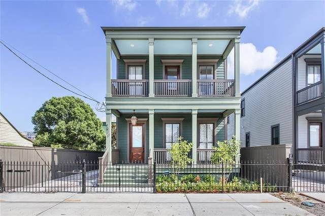 4011 Dauphine Street, New Orleans, LA 70117 (MLS #2294146) :: Reese & Co. Real Estate