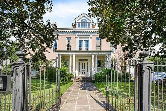 2427 Camp Street E, New Orleans, LA 70130 (MLS #2294206) :: Reese & Co. Real Estate