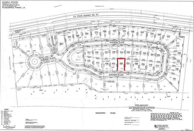 Audubon Place, Belle Chasse, LA 70037 (MLS #2294237) :: Turner Real Estate Group