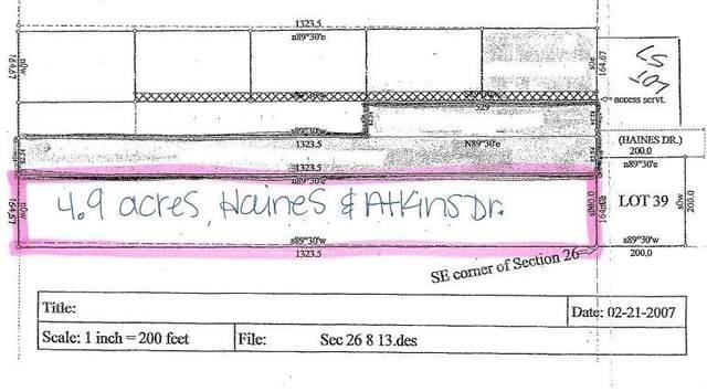 Haines & Atkins Drive, Slidell, LA 70460 (MLS #2294259) :: Nola Northshore Real Estate