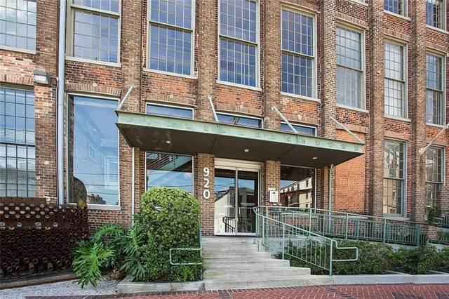 920 Poeyfarre Street #381, New Orleans, LA 70130 (MLS #2294298) :: Reese & Co. Real Estate