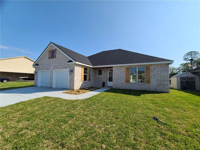 3821 Alexander Lane, Marrero, LA 70072 (MLS #2294304) :: Nola Northshore Real Estate