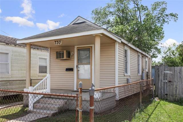 730 Allo Avenue, Marrero, LA 70072 (MLS #2294309) :: The Sibley Group