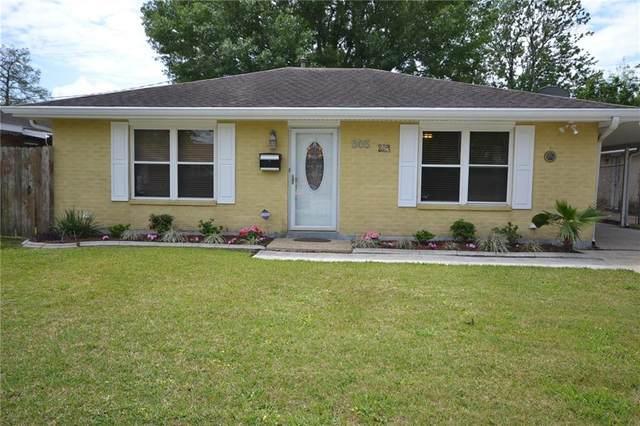 505 Vassar Court, Kenner, LA 70065 (MLS #2294321) :: Amanda Miller Realty