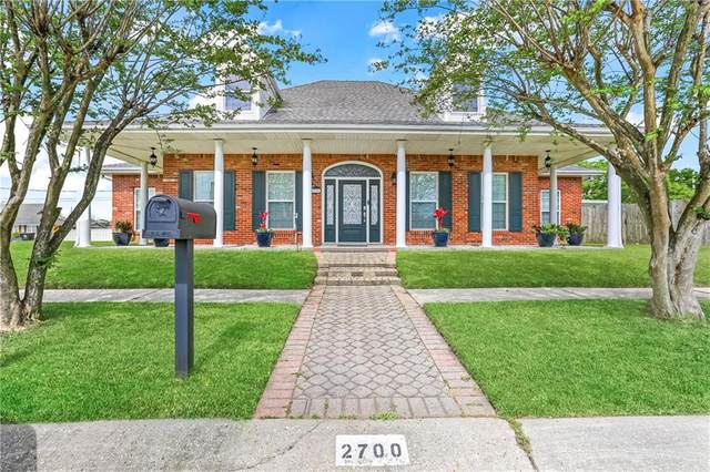 2700 Gallo Drive, Chalmette, LA 70043 (MLS #2294448) :: Nola Northshore Real Estate