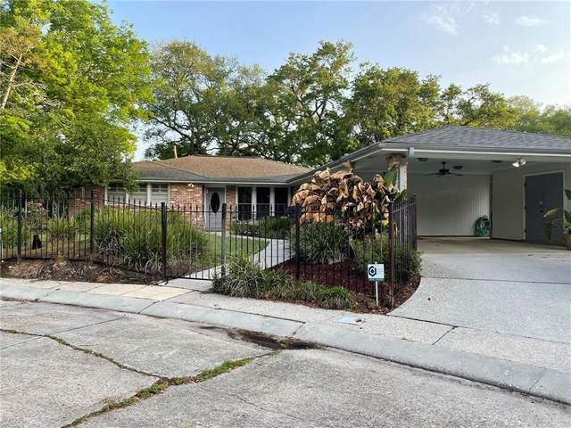 21 Rail Street, New Orleans, LA 70124 (MLS #2294481) :: Crescent City Living LLC