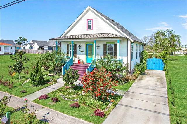 1904 Benjamin Street, Arabi, LA 70032 (MLS #2294492) :: Nola Northshore Real Estate