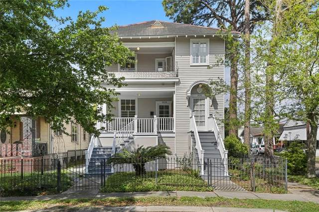 2034 36 Robert Street, New Orleans, LA 70115 (MLS #2294502) :: Reese & Co. Real Estate