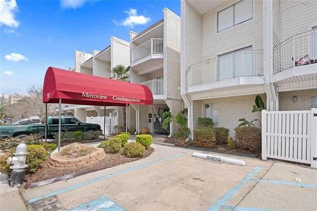 3805 Houma Boulevard C229, Metairie, LA 70004 (MLS #2294509) :: Nola Northshore Real Estate