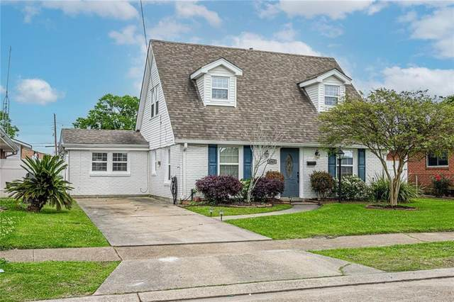 1845 Bonnie Ann Drive, Marrero, LA 70072 (MLS #2294561) :: Amanda Miller Realty