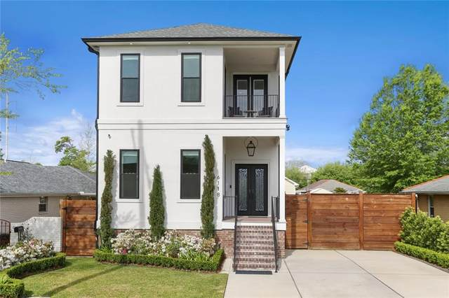 6118 Orleans Avenue, New Orleans, LA 70124 (MLS #2294565) :: Nola Northshore Real Estate