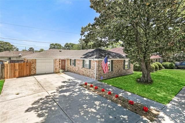 1505 Belmont Place, Metairie, LA 70001 (MLS #2294645) :: Turner Real Estate Group